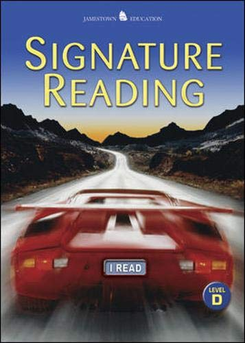 9780078617188: Jamestown Signature Reading, Student Edition, Level E (NTC: JT: RDG SKILLS & STRATEG)