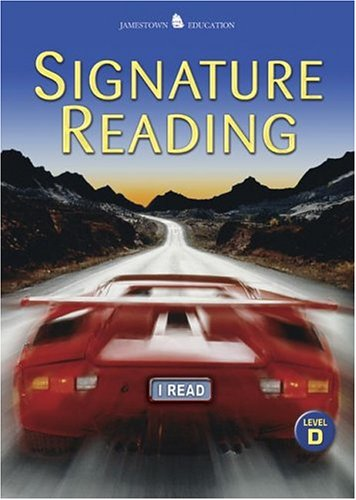 9780078617201: Signature Reading, Level F (Jamestown Education)