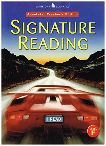 9780078617218: Signature Reading: Level F