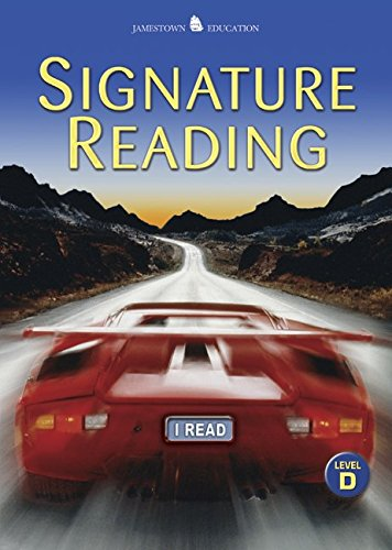 9780078617263: Signature Reading, Level I (NTC: JT: RDG SKILLS & STRATEG)