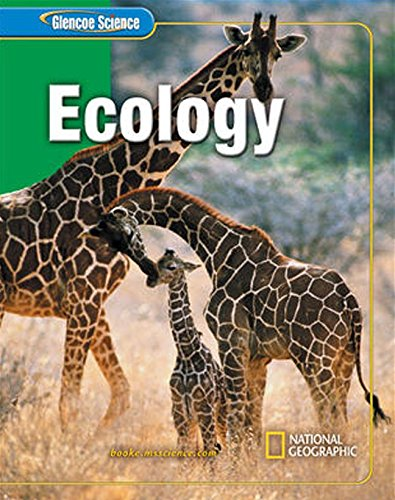 9780078617461: Glencoe iScience: Ecology, Student Edition