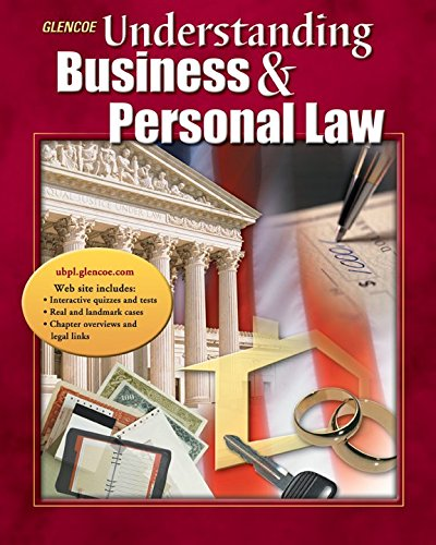 9780078618789: Understanding Business and Personal Law, Student Edition (BROWN: UNDER BUS & PERS LAW)