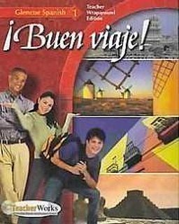 9780078619519: Buen Viaje! - Teacher's Wraparound Edition: Level 1 (Spanish Edition)