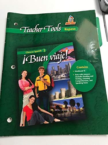 9780078619748: Teacher Tools Repaso Glencoe Spanish 2 Buen viaje! (buen Viaje)