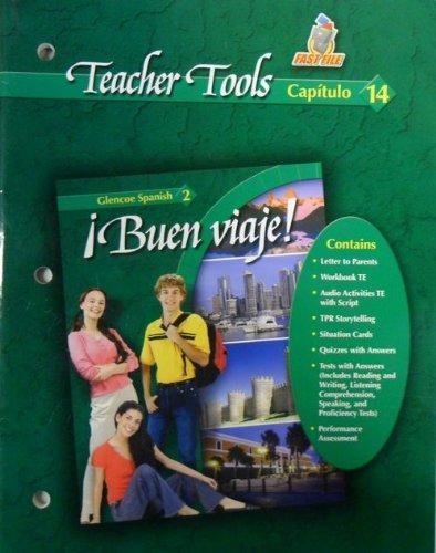 9780078619885: Teacher Tools Capitulo <14> Glencoe Spanish 2 Buen viaje! (buen Viaje)