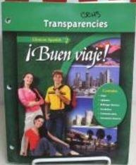 9780078619892: Buen viaje! Glencoe Spanish 2 Transparency Binder