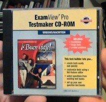 9780078640513: ExamView Pro Testmaker (Glencoe Spanish 1: Buen Viaje!)