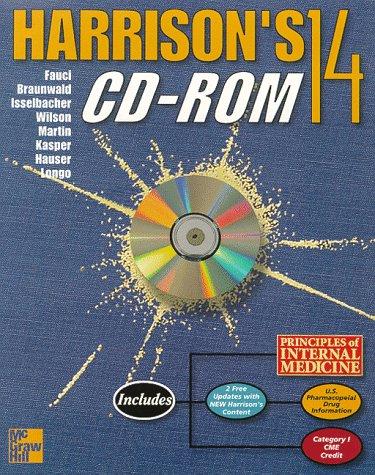Harrison's CD-ROM, 14/e: Anthony S. Fauci;