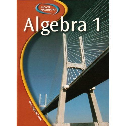 Glencoe Algebra 1, Teacher: McGraw-Hill Staff