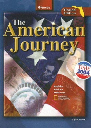 The American Journey, Florida Student Edition: Professor of History