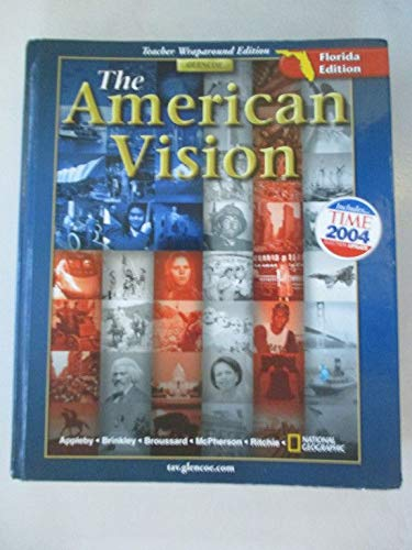 9780078652820: The American Vision Florida Edition