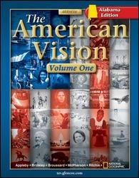 9780078652875: American Vision Vol 1 (AL)