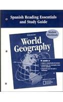 Glencoe World Geography, Spanish Reading Essentials and: McGraw-Hill
