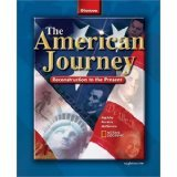 9780078654015: The American Journey Reconstruction to the Present Alabama Edition