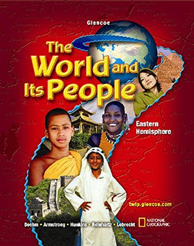9780078654725: The World and Its People: Eastern Hemisphere, Student Edition