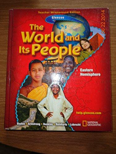 9780078654732: The World and its People Eastern Hemisphere: Teachers Wraparound Edition