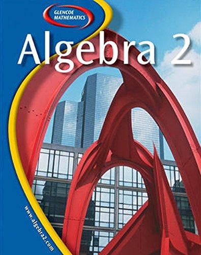 9780078656095: Glencoe Algebra 2