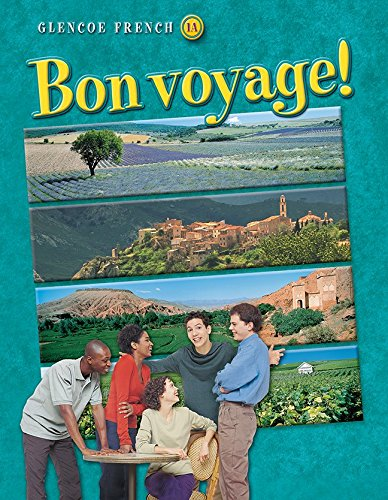 9780078656224: Bon voyage! Level 1A, Student Edition (Glencoe French) (French Edition)
