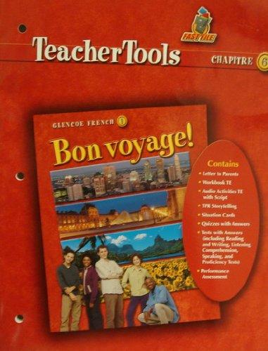 9780078656408: Bon Voyage! 1 Teacher Tools Chapter 6