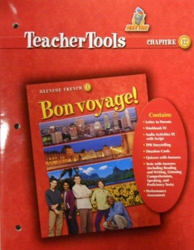 9780078656460: Bon Voyage! 1 Teacher Tools Chapter 12