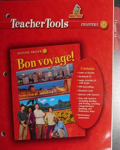 9780078656484: Bon Voyage! 1 Teacher Tools Chapter 14