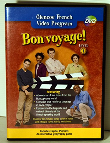 9780078656514: Bon Voyage, Level 1