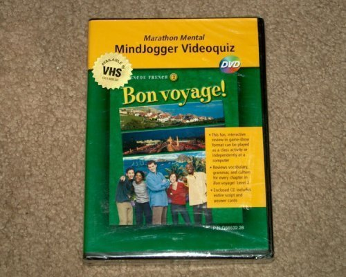 9780078656538: Bon Voyage Level 2 Mindjogger Videoquiz DVD
