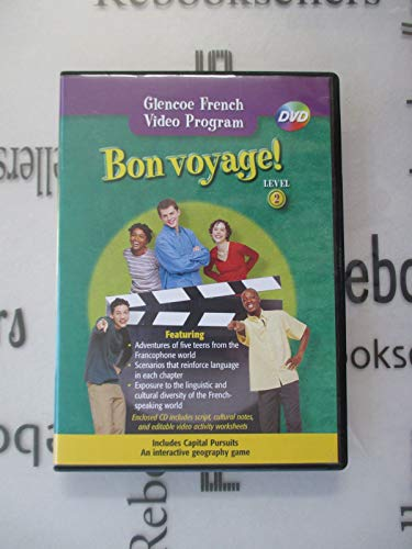 9780078656545: Bon Voyage Level 2 Video Program DVD