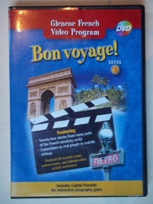 9780078656576: Bon Voyage Level 3 Video Program DVD