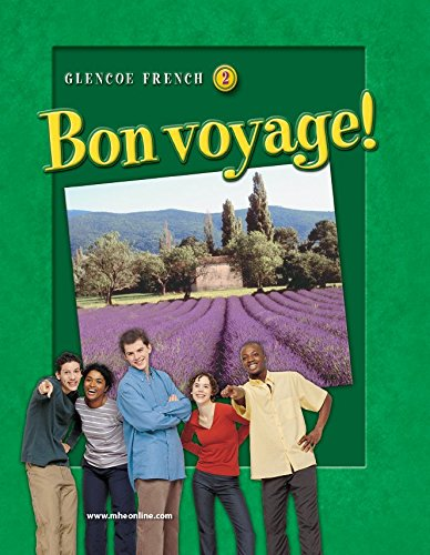 9780078656620: Bon Voyage! Level 2 Workbook and Audio Activities