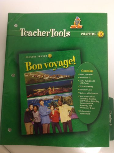 9780078656736: Bon Voyage! Level 2 Teacher Tools for Chapter 9