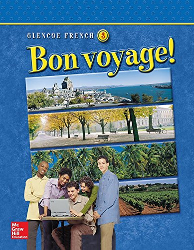 9780078656811: Bon voyage! Level 3, Workbook and Audio Activities Student Edition (GLENCOE FRENCH)