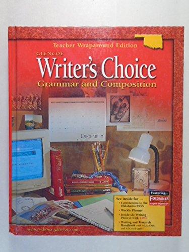 9780078657535: Glencoe Writer's Choice Grammar and Composition Oklahoma Edition (7)