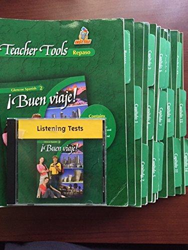 9780078659997: Buen Viaje! Level 2, Complete Teachertools Set