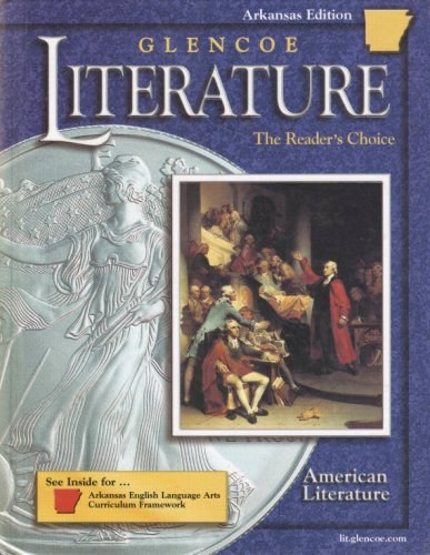 9780078660306: Glencoe Literature: The Reader