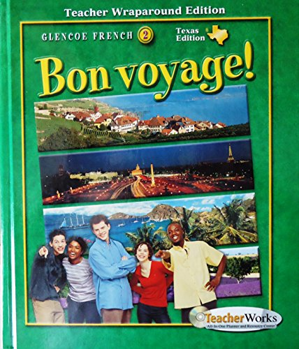 9780078663598: Bon Voyage! Level 2 Texas Teacher
