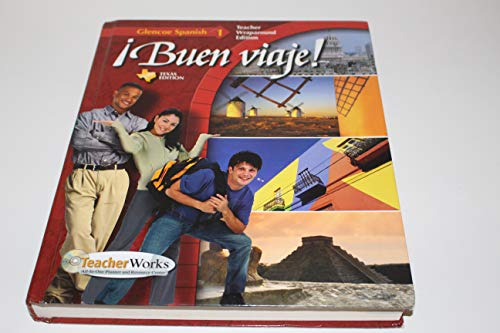 9780078663628: Buen Viaje Texas Edition Teacher Wraparound Edition