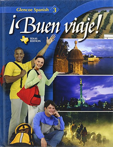9780078663659: Buen Viaje!, Level 3, Texas S (Spanish Edition)