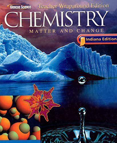 9780078664205: Glencoe Science Chemistry Matter and Change (Teacher's Wraparound Edition)