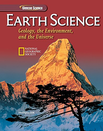 Earth Science: Geology, the Environment, and the: Education, McGraw-Hill
