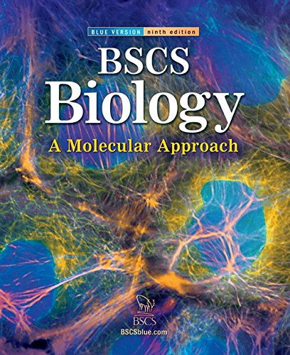 9780078664274: BSCS Biology: A Molecular Approach, Student Edition