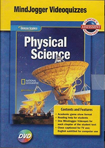 9780078664595: Glencoe Physical Science: MindJogger Videoquizzes