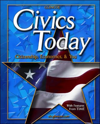 9780078665318: Civics Today: Citizenship, Economics & You Teacher Works CD All in One Planner and Resource Center