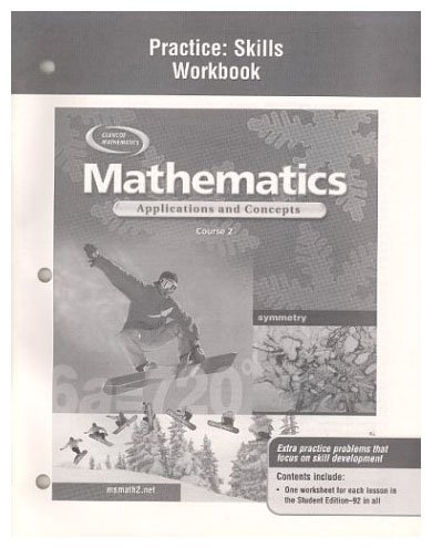 Mathematics: Applications and Concepts, Course 2 - StudentWorks CD-ROM (Alabama Edition)