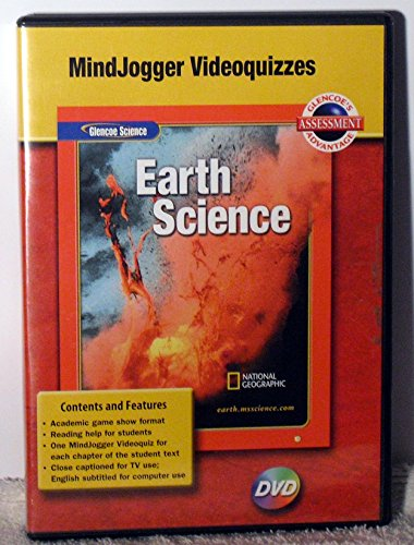 9780078666797: MindJogger Videoquizzes DVD for Glencoe Earth Science