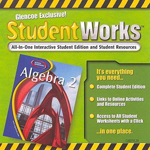 9780078668715: Algebra 2: Student Works