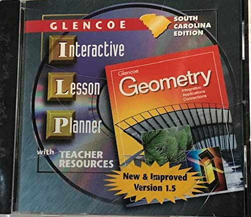 9780078668760: Glencoe Geometry TeacherWorks: All-in-One Planner and Resource Center