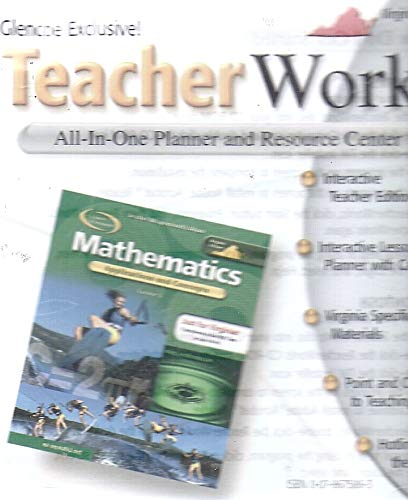 9780078668777: Glencoe TeacherWorks All-In-One Planner and Resource Center CD-ROM (Glencoe Pre-Algebra)
