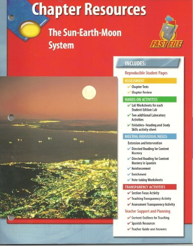 Chapter Resources The Sun-Earth-Moon System: mcgraw-hill