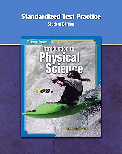 9780078670831: Introduction to Physical Science Standardized Test Practice, SE (GLEN SCI: INTRO PHYSICAL SCI)